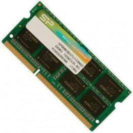 Оперативная память для ноутбуков SO-DDR3 8Gb PC10600 1333MHz Silicon Power SP008GBSTU133N02