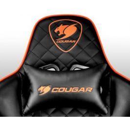 Кресло компьютерное игровое Cougar Armor One черный