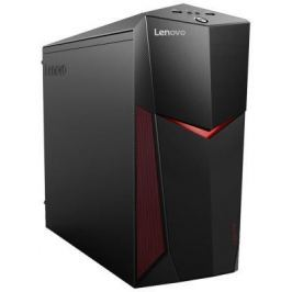 Системный блок Lenovo Legion Y520T-25IKL i7-7700 3.6GHz 16Gb 2Tb 16Gb SSD GTX1060-3Gb DVD-RW Win10 черный 90H700BDRS