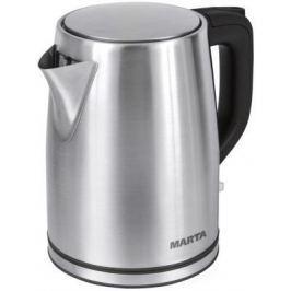 Чайник Marta MT-1092 2200 Вт черный жемчуг 2 л нержавеющая сталь