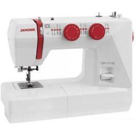 Швейная машинка Janome Tip 716 белый