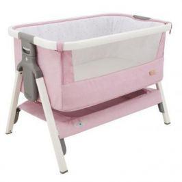 Колыбель Tutti Bambini CoZee (white and dusty pink 211205/1191)