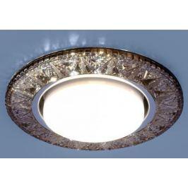 Встраиваемый светильник Elektrostandard 3022 GX53 GC тонированный 4690389100048