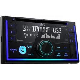 Автомагнитола JVC KW-R930BT USB MP3 FM RDS 2DIN 4x50Вт черный