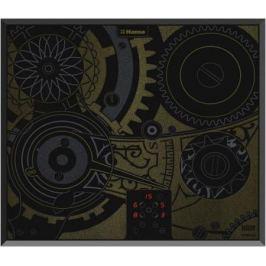 Варочная панель электрическая Hansa BHC66505 черный