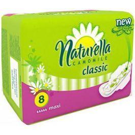 "Прокладки впитывающие Naturella ""Classic - Camomile Maxi Single"" 8 шт NT-83716408S"