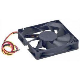 Вентилятор для корпуса Gembird 70x70x15mm разъем 3pin D7015SM-3