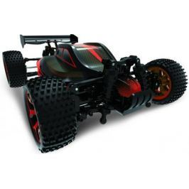 1toy Драйв, машина на р/у, 2,4GHz, 4WD, скорость до 20км/ч, свет, курковый пульт, с АКБ 700mAh Ni-CH, красный