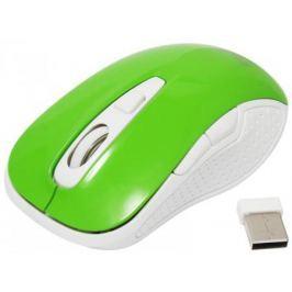 Мышь беспроводная Perfeo Click PF-966 зелёный USB + радиоканал