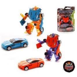 Машина-трансформер Пламенный мотор Робот-Машина Космобот 870284