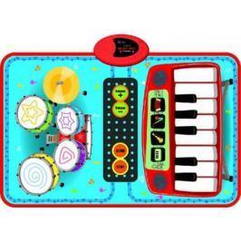Музыкальный коврик Оркестр, 70*45 см, звук, батар.в компл.не входят, кор.