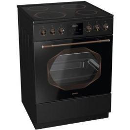Электрическая плита Gorenje EC63INB черный