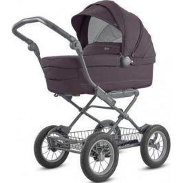 Коляска для новорожденного Inglesina Sofia на шасси Ergo Bike (AB15K6MGL + AE15H6100/ цвет maroon glace)