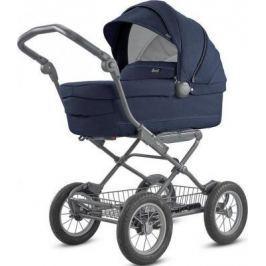 Коляска для новорожденного Inglesina Sofia на шасси Ergo Bike (AB15K6IPB + AE15H6100/ цвет imperial blue)