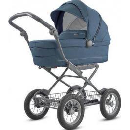 Коляска для новорожденного Inglesina Sofia на шасси Ergo Bike (AB15K6ARB + AE15H6100/ цвет arctic blue)
