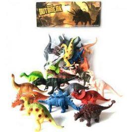 Игровой набор Shantou Gepai Динозавры 12 предметов K188