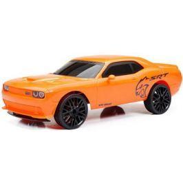 Машинка на радиоуправлении NEW BRIGHT Challenger Hellcat пластик от 6 лет оранжевый