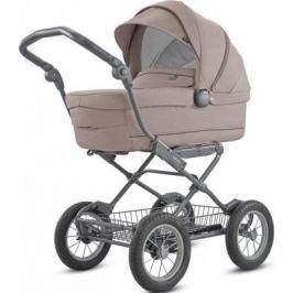 Коляска для новорожденного Inglesina Sofia на шасси Ergo Bike (AB15K6ACB + AE15H6100/ цвет alpaca beige)