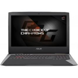Ноутбук ASUS ROG G752VS(KBL)-GB562T (90NB0D71-M08480)