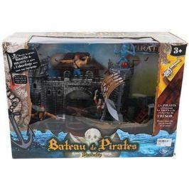 Игровой набор Наша Игрушка Пиратский корабль 881-2