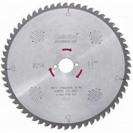 Пильный диск Metabo315х2.8/1.8х30мм Z=48WZ 0 KNL 628057000