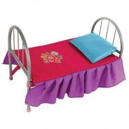 Кроватка для кукол Mary Poppins Цветочек 67126