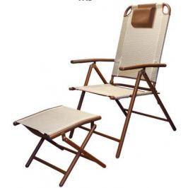 FORESTER Кресло регулируемое с табуретом для ног