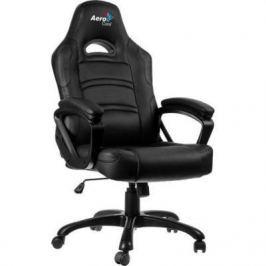 Кресло компьютерное игровое Aerocool AC80C AIR-B черный с перфорацией