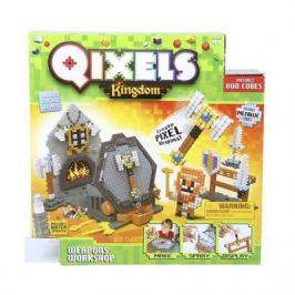 """Набор для творчества Qixels Королевство """"Оружейная мастерская"""" от 4 лет 87027"""