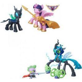 Игровой набор HASBRO My Little Pony 2 фигурки с артикуляцией B6009 в ассортименте