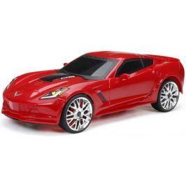 Машинка на радиоуправлении NEW BRIGHT Corvette Z06 пластик от 6 лет красный