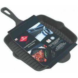 FORESTER Сковорода-гриль чугунная для стейков из мяса, птицы, рыбы