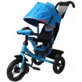 Велосипед Moby Kids Comfort AIR Car1 300/250 мм синий 641085