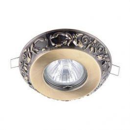 Встраиваемый светильник Maytoni Metal DL300-2-01-BS