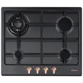 Варочная панель газовая Candy CPGC 64SQPGH черный