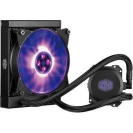 Водяное охлаждение Cooler Master MasterLiquid ML120L RGB MLW-D12M-A20PC-R1 Socket 775/1150/1151/1155/1156/2066/1356/1366/2011/2011-3/AM2/AM2+/AM3/AM3+/FM1/AM4/FM2/FM2+