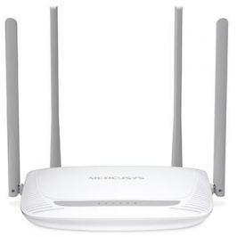 Беспроводной маршрутизатор Mercusys MW325R 802.11bgn 300Mbps 2.4 ГГц 3xLAN белый
