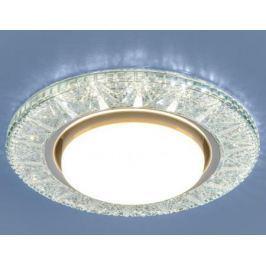 Встраиваемый светильник Elektrostandard 3022 GX53 CL прозрачный 4690389100024
