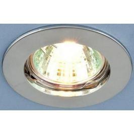 Встраиваемый светильник Elektrostandard 863 MR16 CH хром 4690389055553