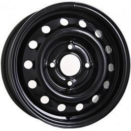 Диск Magnetto Nissan X-Trail 7xR17 5x114.3 мм ET45 Black [17000 AM]