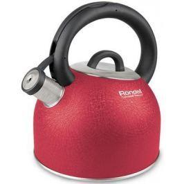 Чайник Rondell Infinity красный 2.7 л нержавеющая сталь RDS-845