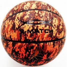 Мяч баскетбольный X-Match ламинированный PU, размер 7 56393