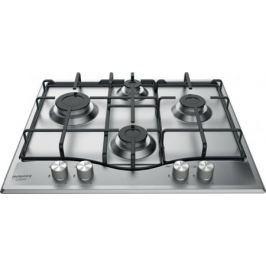 Варочная панель газовая Ariston PCN 642 IX/HA RU серебристый