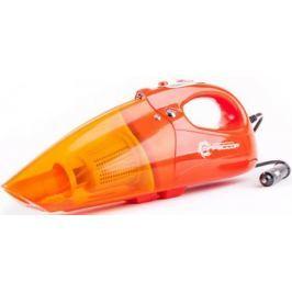 Автомобильный пылесос Агрессор AGR-100H Turbo сухая уборка оранжевый