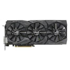 Видеокарта 11264Mb ASUS GeForce GTX1080 TI PCI-E 352bit GDDR5X DVI HDMI DP HDCP ROG-STRIX-GTX1080TI-11G-GAMING Retail