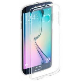 Чехол Deppa Gel Case для Samsung Galaxy S6 edge прозрачный 85208