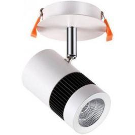 Встраиваемый светодиодный светильник Novotech Solo 357458