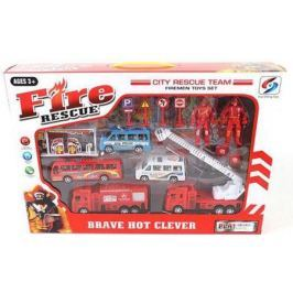 Игровой набор Наша Игрушка Пожарная охрана