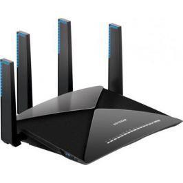 Беспроводной маршрутизатор NetGear R9000-100EUS 802.11ad 7133Mbps 2.4 ГГц 5 ГГц 6xLAN черный