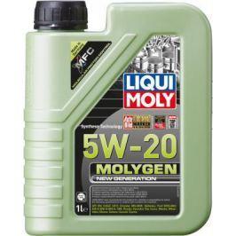 НС-синтетическое моторное масло LiquiMoly Molygen New Generation 5W20 1 л 8539